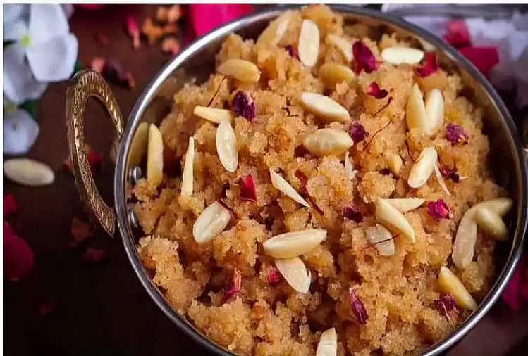 Badam Halwa Recipe: Badam Halwa will be ready in just 10 minutes, the taste is amazing