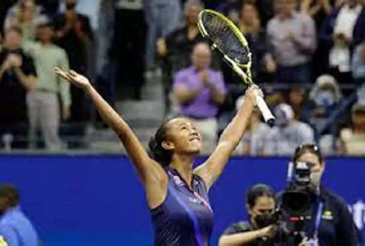 US Open 2021 : Leylah enters semifinals, beats Svitolina in quarterfinals