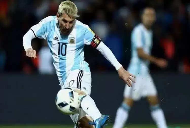 Argentina captain Lionel Messi broke Pele's record, scored a hat-trick against Bolivia