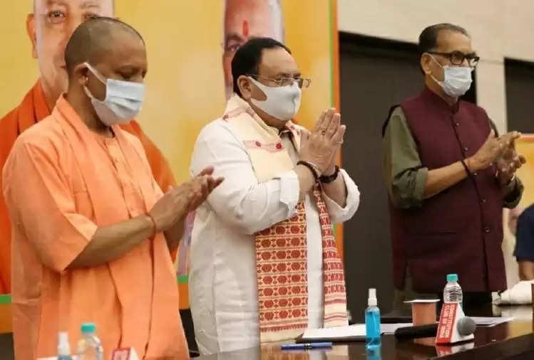 Politics : BJP tried to create caste equation through electoral team