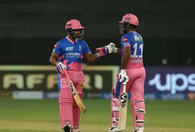 IPL-14: Sanju Samson left behind Shikhar Dhawan in the case of scoring the most runs, completed three thousand runs