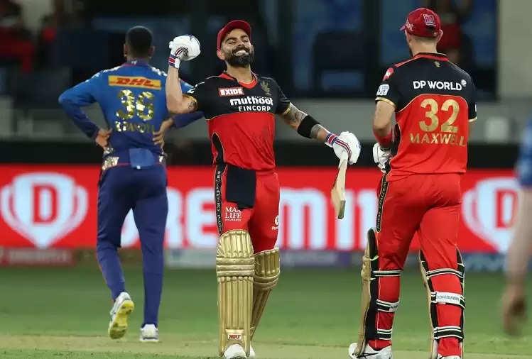 IPL-14: RCB beat Mumbai, Harshal Patel achieved this big achievement
