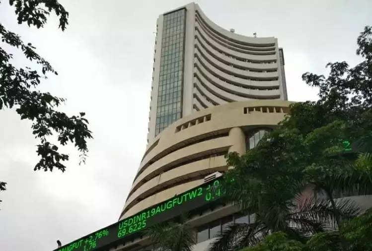 Stock Market : Three-day bullish streak broken, Sensex-Nifty closed on the red mark