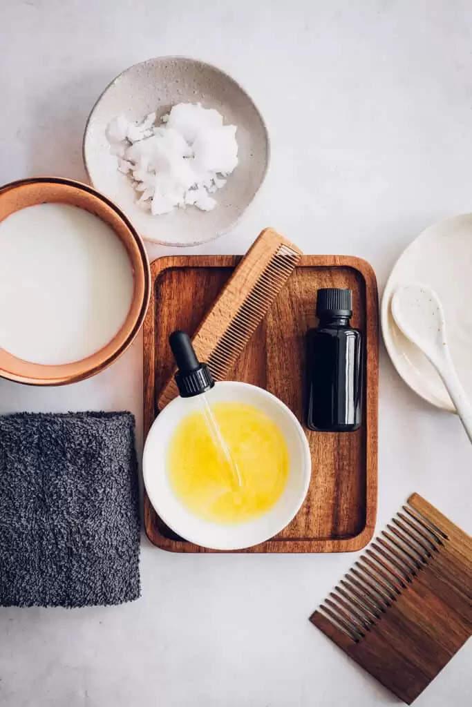 Coconut Milk Conditioner: Homemade Coconut Milk Conditioner for Dry Hair