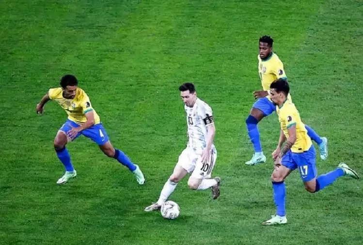 Brazil-Argentina World Cup qualifier match postponed due to dramatic circumstances
