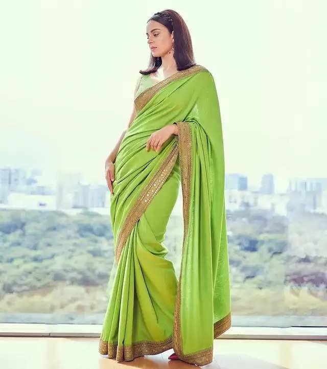 PHOTOS: - Kangana Ranaut showed her glamorous look!