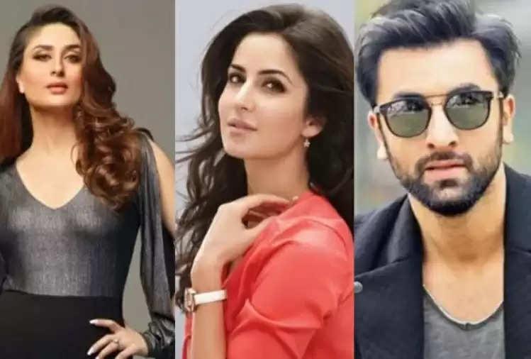 Interesting : When Kareena told Katrina Kaif her sister-in-law, Ranbir's face was worth seeing