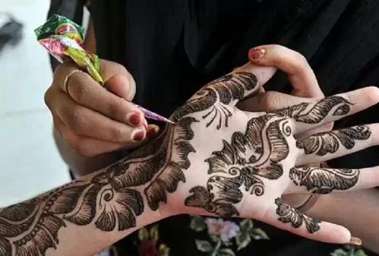 Raksha Bandhan 2021: Try this latest mehndi design on the special occasion of Rakhi!