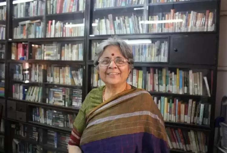 Maharashtra : Famous women's rights activist Sonal Shukla dies at 80