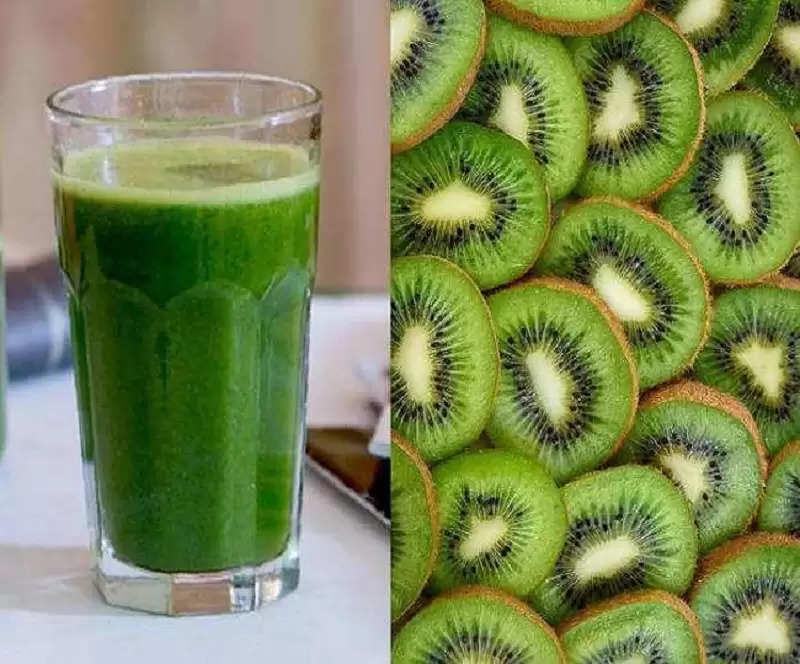 Health Benefits of Kiwi JUICE: Drink kiwi juice daily to increase eyesight and immunity, know other benefits