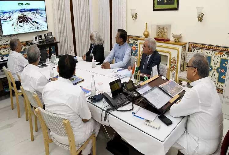 Rajasthan will develop as a hub of petroleum-based industries: Ashok Gehlot