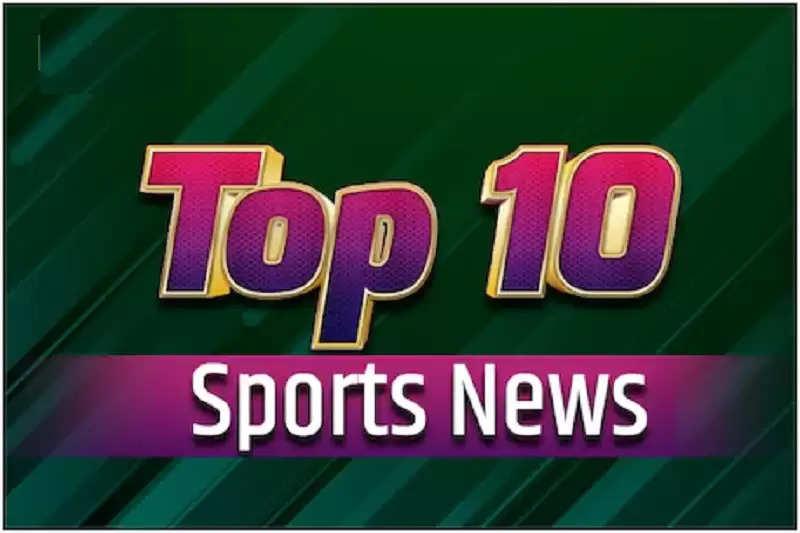 Top 10 Sports News: Chennai tops Kolkata after defeating Kolkata, Bangalore washes Mumbai