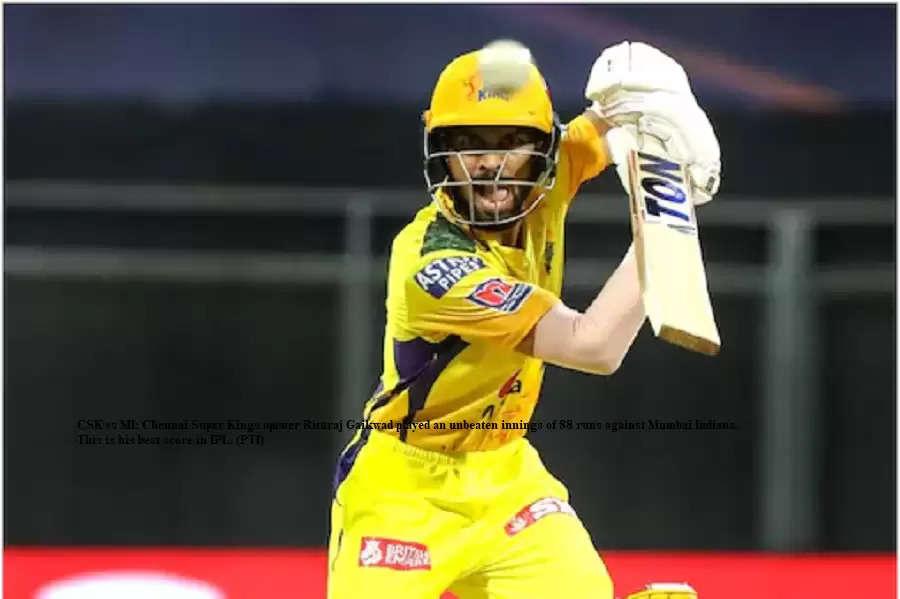 MI vs CSK Highlights: Chennai Super Kings' big win in IPL 2021, Mumbai misses Rohit