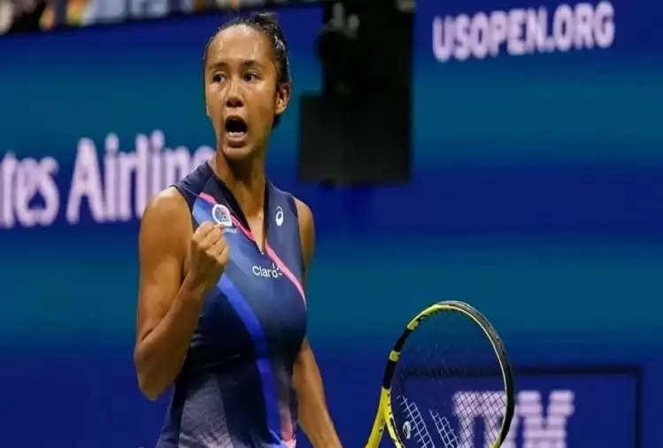 US Open 2021 : 19-year-old Leyla Fernandez creates history, defeats world No. 2 player Sabalenka to reach final