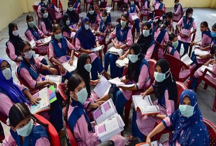 Corona virus increased : In America, open schools spread infection among children, last week 1.80 lakh children were infected