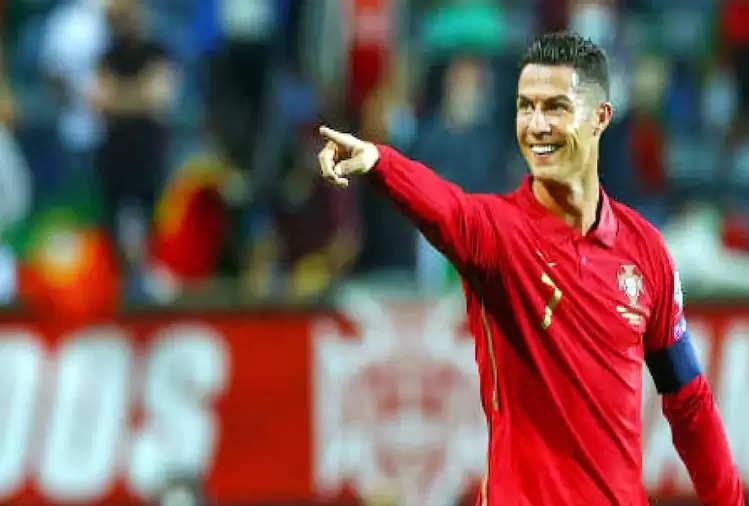 Cristiano Ronaldo made this world record in men's international football!