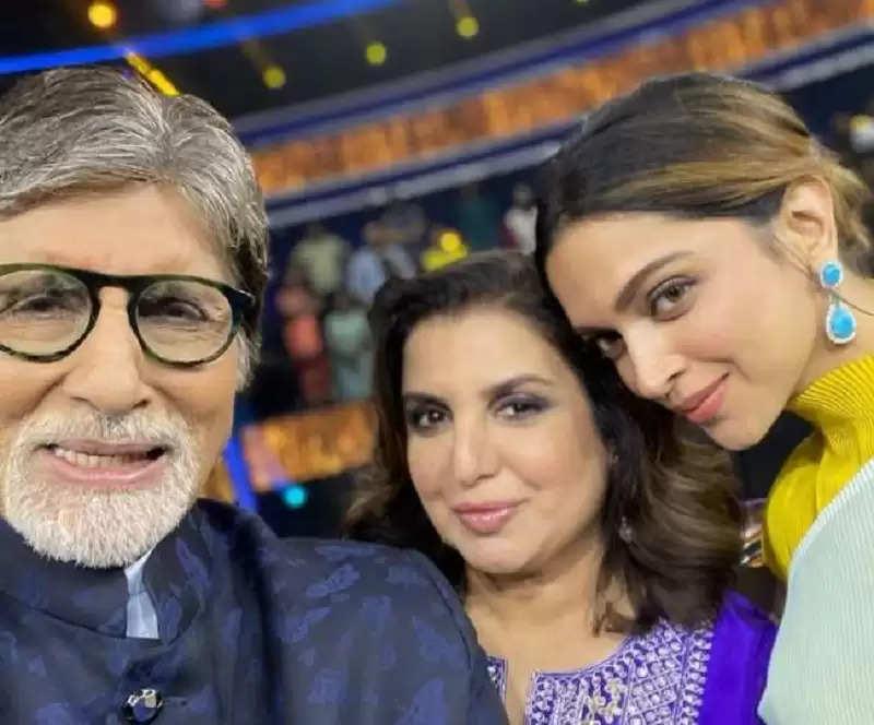Farah Khan Shares Selfie Before Being Covid Positive, Tells Amitabh Bachchan And Deepika Padukone's Covid Report