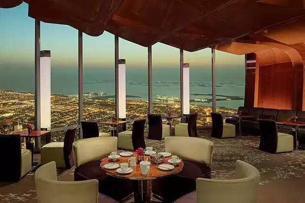 Highest Restaurant - At.Mosphere