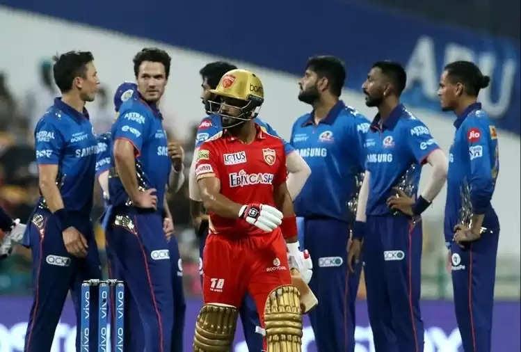Mumbai Indians vs Punjab Kings- Photo: social media
