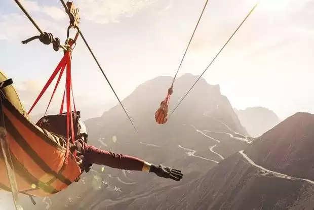 World's Longest Zip Line